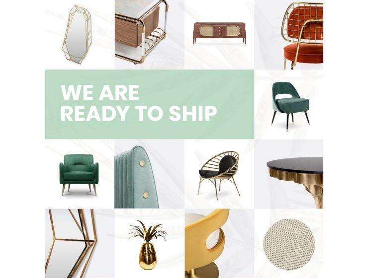 Get Your Mid-Century Furniture on Time w/ Essential Home!