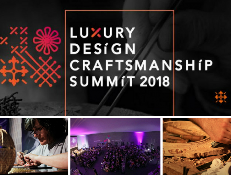 5 Things You Missed in the First Luxury Design & Craftsmanship Summit