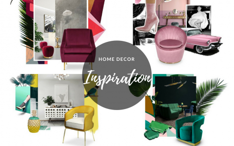 Home Decor Inspiration: 8 Mood Boards to Share w/ Your Decorator home decor inspiration Home Decor Inspiration: 8 Mood Boards to Share w/ Your Decorator Ice Cream Party 480x300