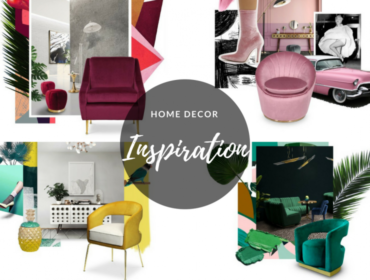 Home Decor Inspiration: 8 Mood Boards to Share w/ Your Decorator