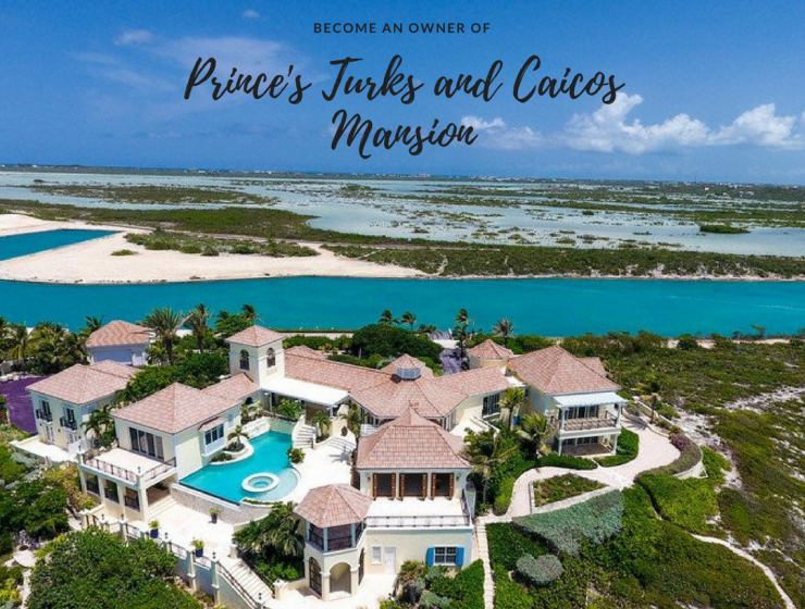 Celebrity Homes That Could Be Yours: Prince's Turks and Caicos Mansion