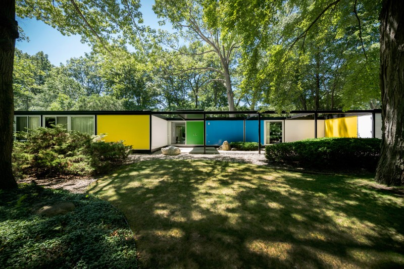 A 1960s Mid Century Modern House In Indiana That S Been Kept
