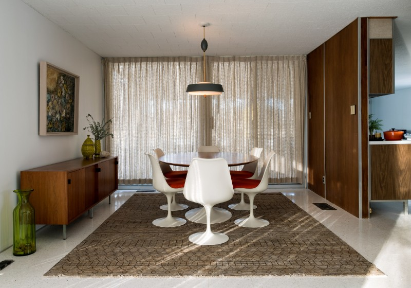 A 1960s Mid Century Modern House In Indiana That S Been Kept Untouched Inspirations Essential Home