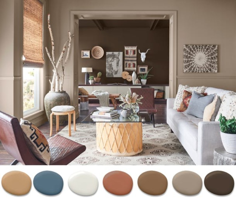 Get Your Wanderer Side On W This Fall Color Palette 4