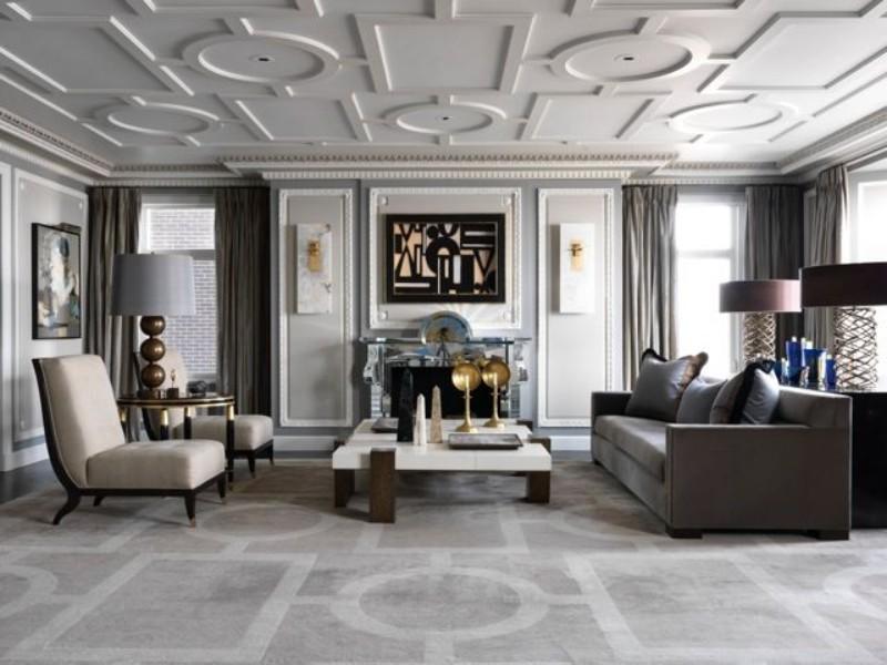 Jean Louis Deniot S Interior Designs
