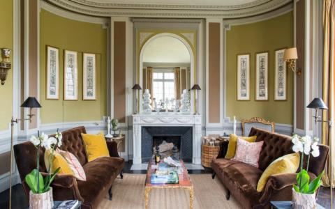 interior designs, jean-louis deniot, interior design firm, modern room design, mid-century architecture, mid-century modern homes