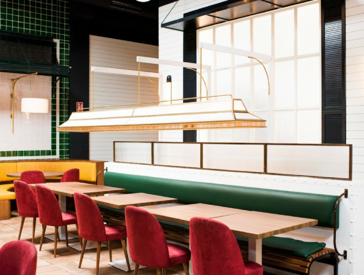 What We Learned About Restaurant Interior Design from Madrid in Love_1