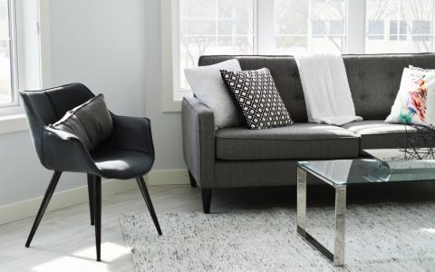 sitting room design, living room design, living room ideas, mid-century living room, interior design