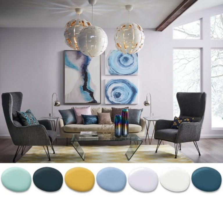 Color Trends 2019 How To Experience Shapeshifter In Your Home Decor