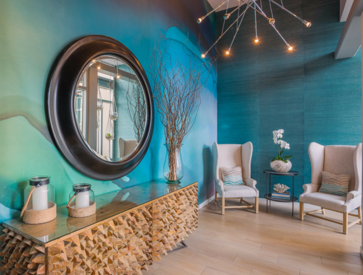 Color Trends 2019: How to Experience Shapeshifter in Your Home Decor