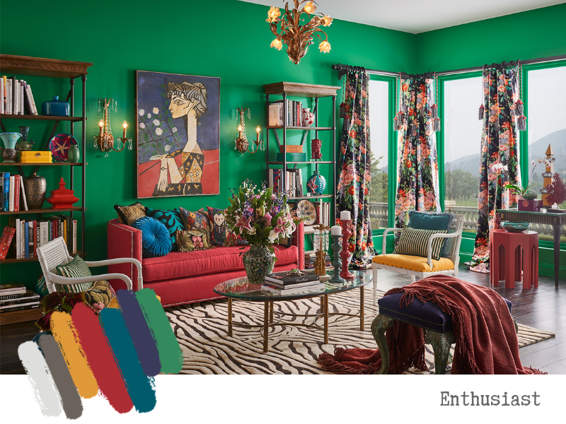 Color Trends 2019: The Palette All Maximalists Were Waiting For color trends 2019 Color Trends 2019: The Palette All Maximalists Were Waiting For Color Trends 2019 Enthusiast