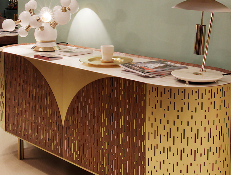 Essential Home Presents: Vincent, The Timeless Art Deco Sideboard