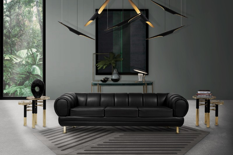 Fall Decor: The Black Living Room Furniture We're Betting On black living room furniture Fall Decor: The Black Living Room Furniture We're Betting On Fall Decor The Black Living Room Furniture Were Betting On 5