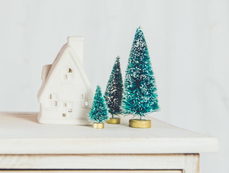 how to make your modern christmas decor dream come true this year