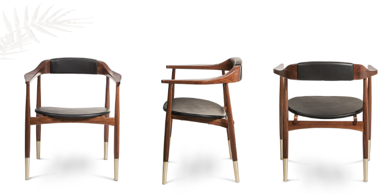 These Dining Chairs Are The Main Course On Our Mid-Century Menu dining chairs These Dining Chairs Are The Main Course On Our Mid-Century Menu 4 2