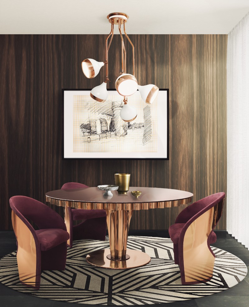 These Dining Chairs Are The Main Course On Our Mid-Century Menu dining chairs These Dining Chairs Are The Main Course On Our Mid-Century Menu Essential Home ambiences living room kids 2