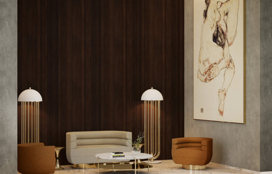 5 Mid-Century Living Rooms That WIll Inspire A Home Makeover