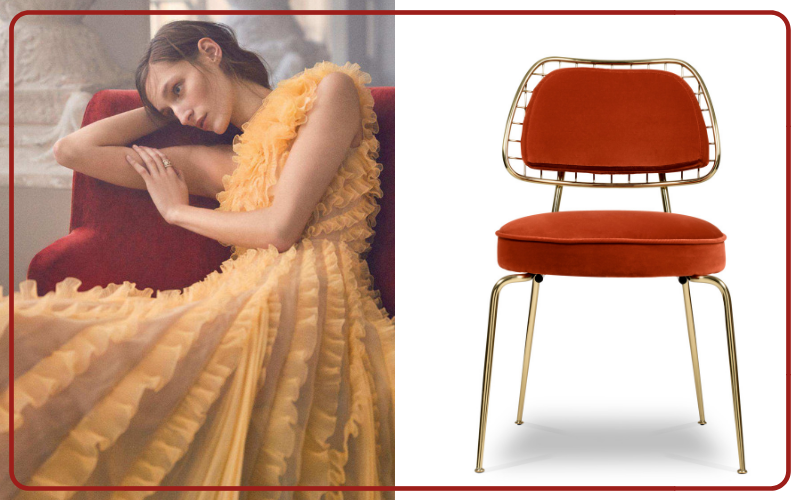 luxury fashion brands Luxury Fashion Brands And Our Pick Of Mid-Century Design Pieces Chanel Editorials And Our Pick Of Mid Century Design Pieces 10 1
