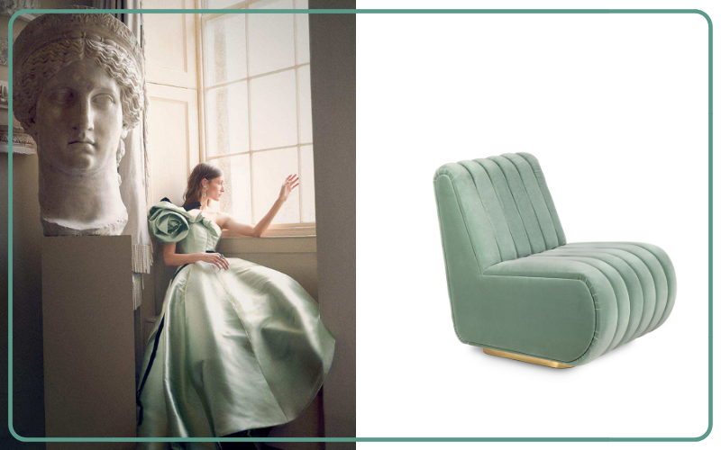 luxury fashion brands Luxury Fashion Brands And Our Pick Of Mid-Century Design Pieces Chanel Editorials And Our Pick Of Mid Century Design Pieces 5