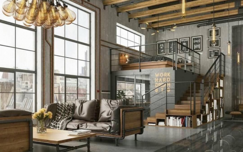new york industrial lofts Get Inspired With These Incredible New York Industrial Lofts! Get Inspired With These Incredible New York Industrial Lofts 6 480x300