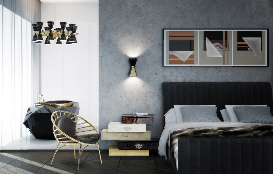 Inspiring Ideas To Build The Perfect Mid-Century Bedroom With Ease