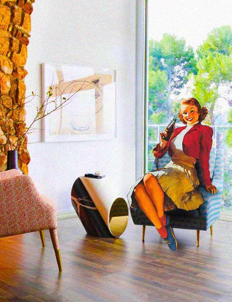 A Journey Back In Time Glamorous Mid-century Modern Inspiration mid-century modern A Journey Back In Time: Glamorous Mid-Century Modern Inspiration A Journey Back In Time Glamorous Mid century Modern Inspiration 2