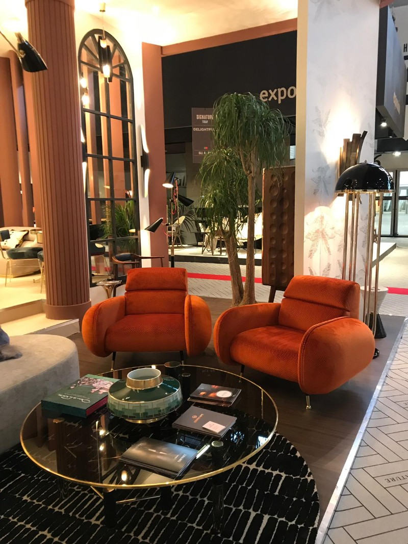 The Best Furniture Novelties At Maison Et Objet 2019 ...