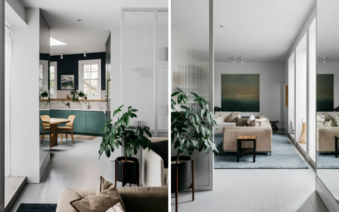 The Best Residential Interiors Inspiration That Is Sure To Stun You