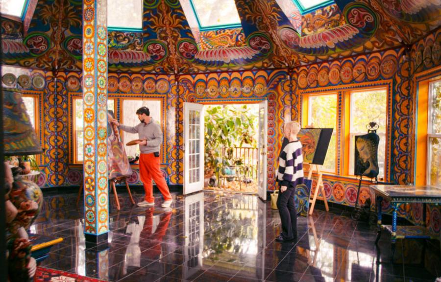 Inspirations essential home mid century furniture - Interior design shows on netflix ...