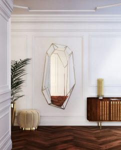 luxurious home 7 Must-Have Accessories To Decorate Any Luxurious Home EssentialHome ambience midcentury mirror
