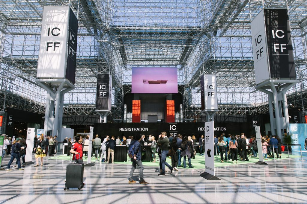 The Design Events To Attend This Spring That You Can't Miss_feat design events The Design Events To Attend This Spring That You Can't Miss ICFF 2018 052117 JBascom 2T0A0308 1024x682