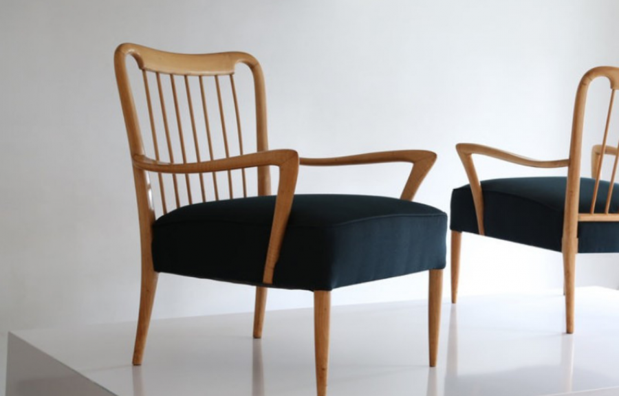 The Italian Artist Paolo Buffa And His Incredible Furniture