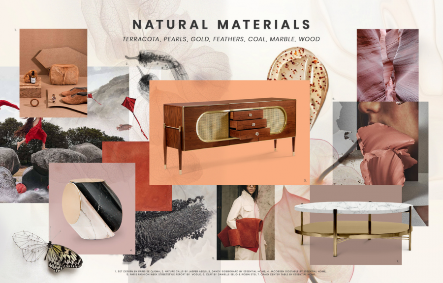 Moodboard Trends: Natural Materials natural materials Moodboard Trends: Natural Materials Inspirations cover 3 900x576  Homepage Inspirations cover 3 900x576