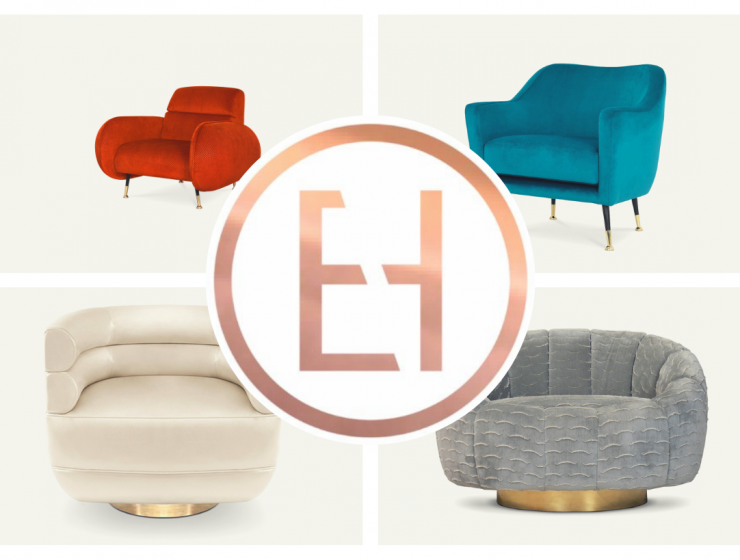 The 5 Modern Armchairs You Definitely Need In Your Home modern armchairs The 5 Modern Armchairs You Definitely Need In Your Home s 740x560