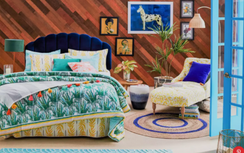 Drew Barrymore's New Home Collection Is Eclectic Heaven home collection Drew Barrymore's New Home Collection Is Eclectic Heaven Drew Barrymore   s New Home Collection Is Eclectic Heaven 6 480x300