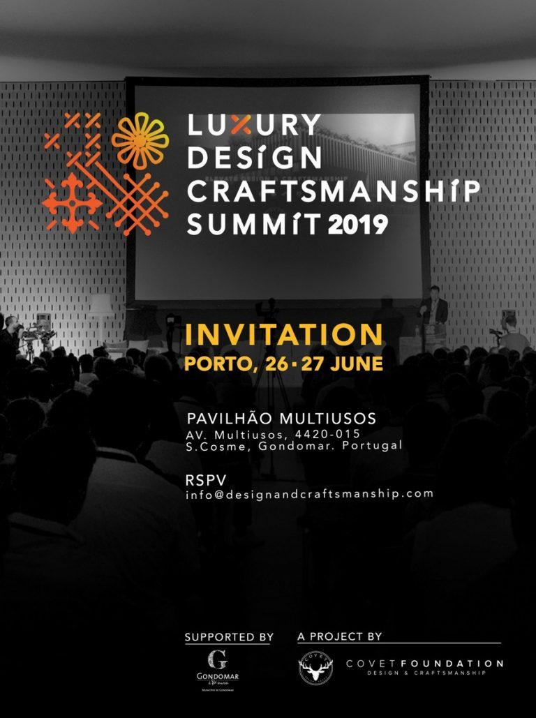 Don't Miss Luxury Design & Craftsmanship Summit's 2nd Edition luxury design Don't Miss Luxury Design & Craftsmanship Summit's 2nd Edition LDC2 768x1029