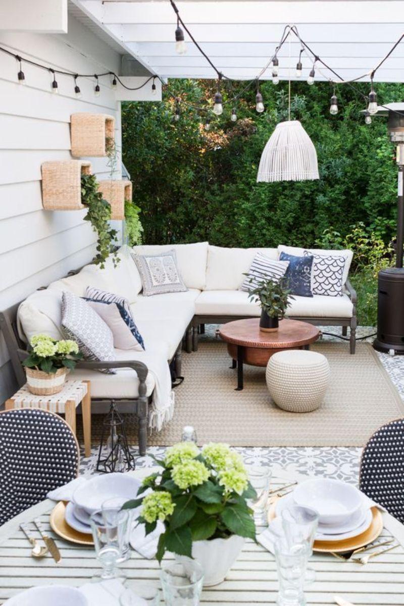 Summer Outdoor Decor Ideas For A Sunny