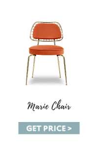 orange furniture Orange Furniture and How to Make It Work in Your Home Russel Bar Chair 3 200x300