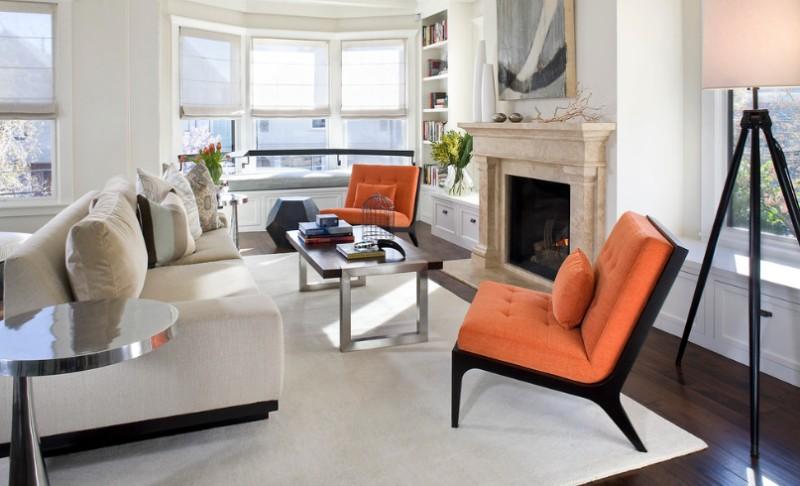 Orange Furniture and How to Make It Work in Your Home ...