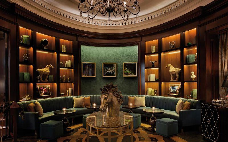 interior design firms 8 Interior Design Firms In Hong Kong You Must Read About! Saint Regis Hotel Dubai 1