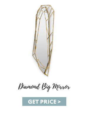 mid-century furniture Mid-Century Furniture Best Sellers For Any Modern Home diamond big mirror