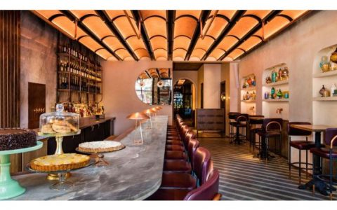 mid-century modern The Mid-Century Modern Vibe Of The Moxy Chelsea Hotel By Rockell Group b28b02a0d11f67283c19dc34d77af313a06c93d8 870x540 1 480x300