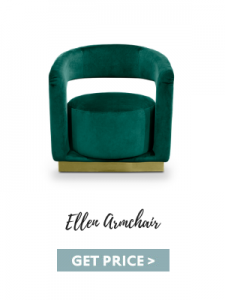 fall 2019 color trends Essential Home Products For Fall 2019 Color Trends ellen armchair 1 225x300