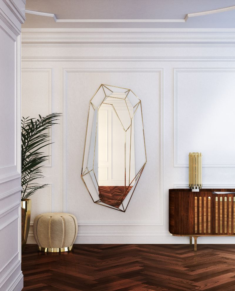 mid-century furniture The Best Mid-Century Furniture Pieces For Any Modern Project! EssentialHome ambience midcentury mirror