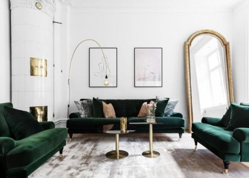 Trends Alert Gold Accents For Your Luxury Home Inspirations Essential Home