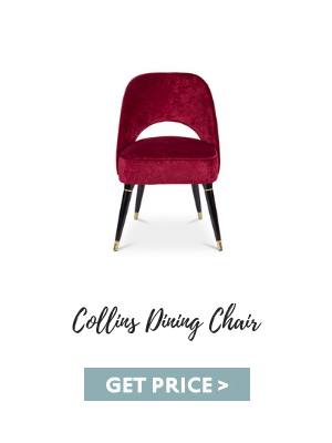 Biking Red - Collins Dining Chair fall color trends These Fall Color Trends Will Bring Warmth Into Your Home This Season collins dining chair