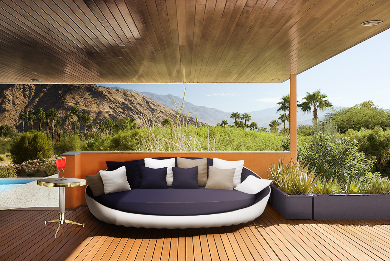 FURNITURE THAT REDEFINES OUTDOORS LUXURY