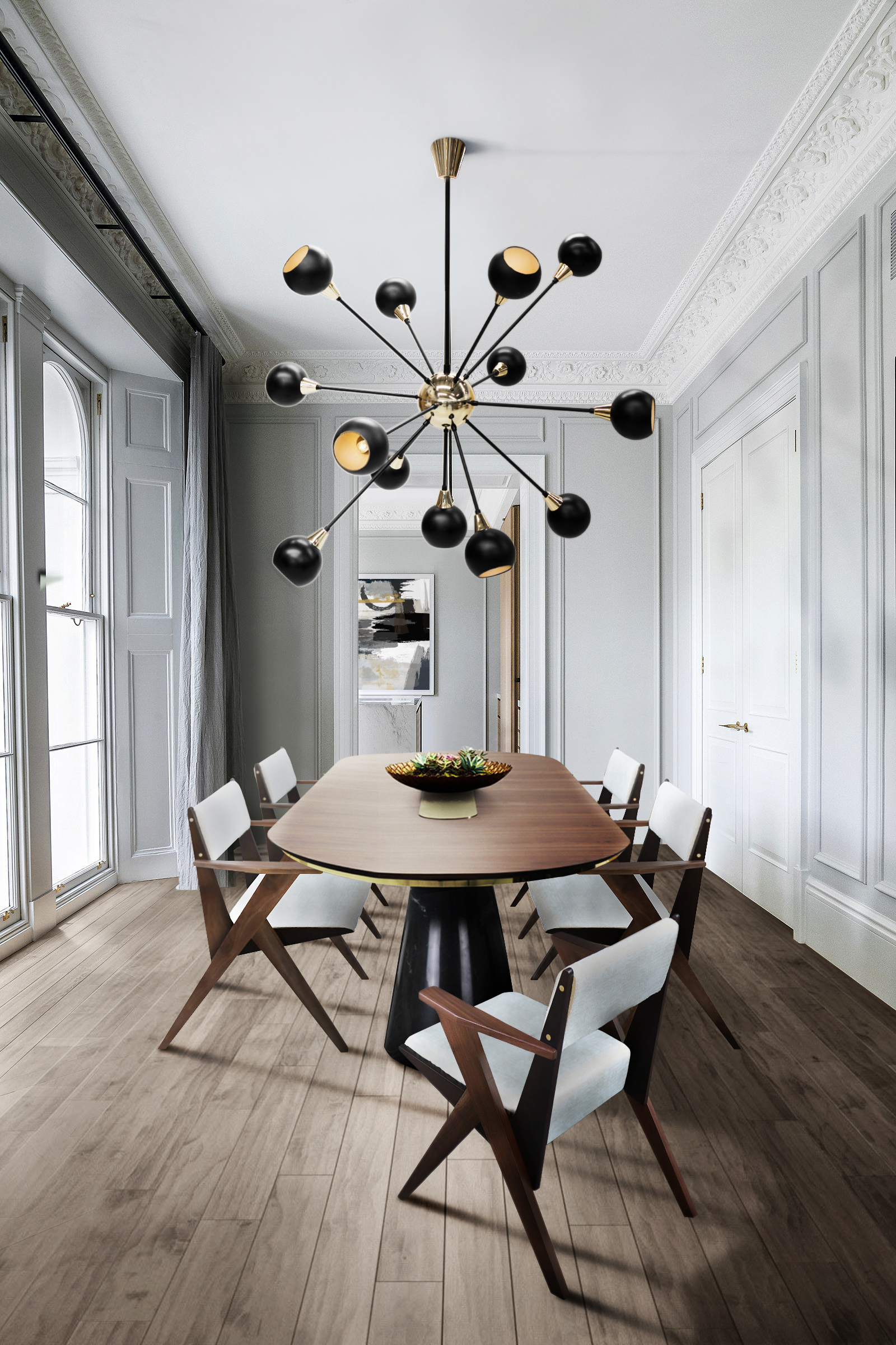CREATE AN ELEGANT DINING ROOM DESIGN