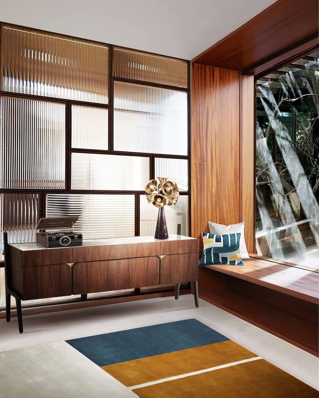 ADORN YOUR MODERN HOME WITH VITTORIO SIDEBOARD