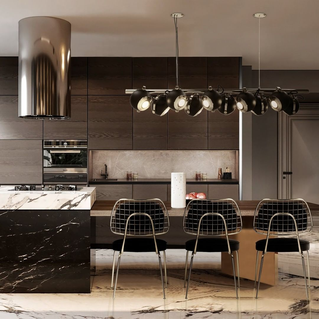 DECOR YOUR LUXURIOUS KITCHEN WITH MARIE CHAIR
